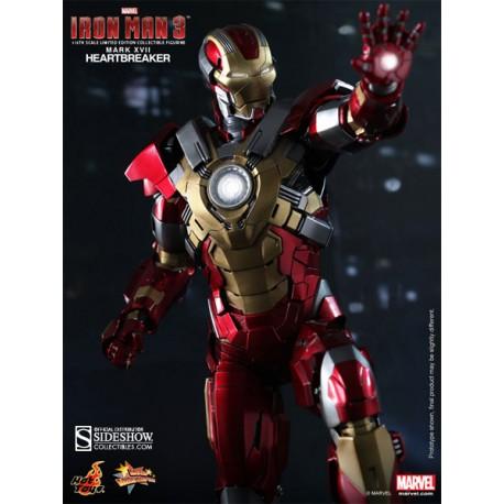 Iron Man Mark 17: Heartbreaker