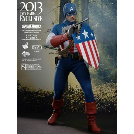 Captain America – Star Spangled Man Version