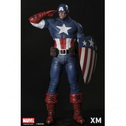 Captain America: Sentinel of Liberty Statue