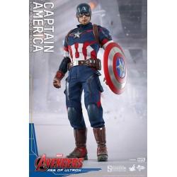 Vengadores La Era de Ultrón Figura Movie Masterpiece 1/6 Captain America