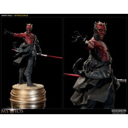 Darth Maul – Mythos Polystone Statue by Sideshow Collectibles Star Wars
