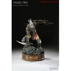 Moria Orc Premium Format Figure by Sideshow Collectibles Exclusive