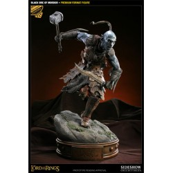 Black Orc of Mordor Premium Format Figure by Sideshow Exclusive LOTR
