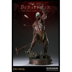 Uruk-hai Berserker Premium Format Figure by Sideshow Collectibles LOTR