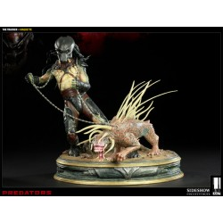 The Tracker Predator Maquette by Sideshow Collectibles