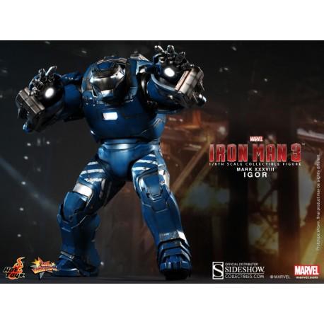 Iron Man – Igor – Mark XXXVIII