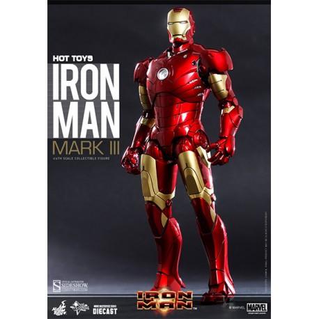 Iron Man Mark III DIECAST