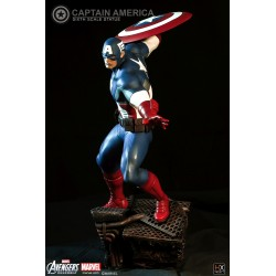 Avengers Assemble – Captain America