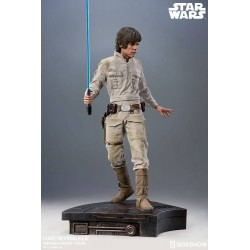 Star Wars Episode V Estatua Premium Format Luke Skywalker