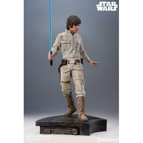 Star Wars Episode V Estatua Premium Format Luke Skywalker
