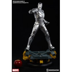 Iron Man Mark II Quarter Scale Maquette