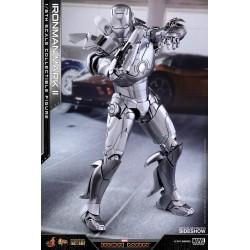 Iron Man 2 Figura Diecast Movie Masterpiece 1/6 Iron Man Mark II