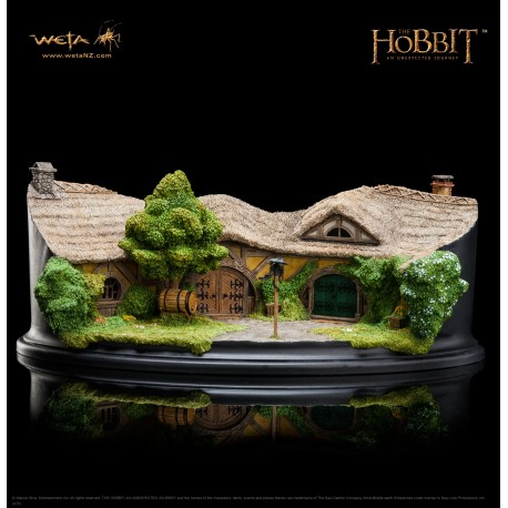 The Hobbit: An Unexpected Journey  The Green Dragon Inn