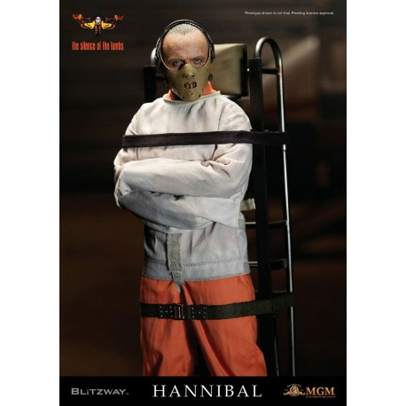 Hannibal Lecter Straitjacket Ver.