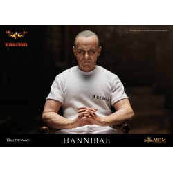 Hannibal Lecter White Prison Uniform Ver.