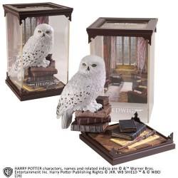 Harry Potter Estatua Magical Creatures Hedwig