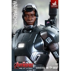 War Machine Mark II Hot Toys Exclusive