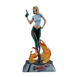 Abbey Chase Danger Girl Estatua Premium Format
