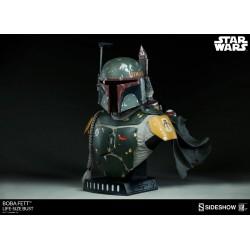 Boba Fett Star Wars Busto tamaño real