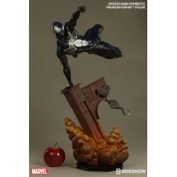 Spider-Man Symbiote Costume Premium Format