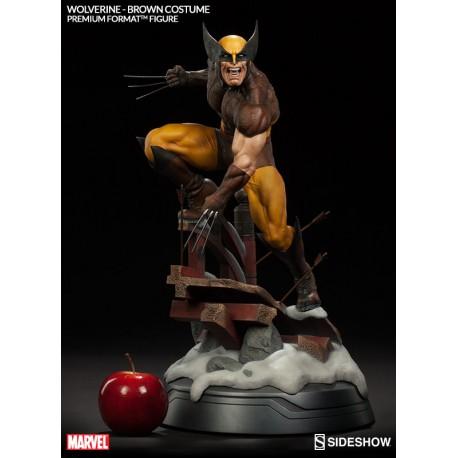 Wolverine – Brown Costume