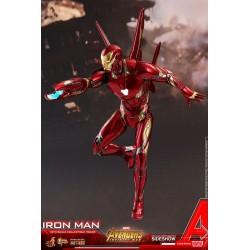 Iron Man Diecast  Vengadores Infinity War