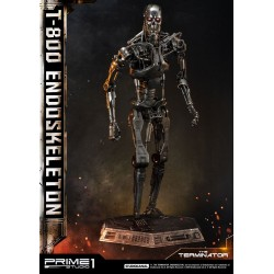 T-800 Endoskeleton Terminator Estatua 1/2