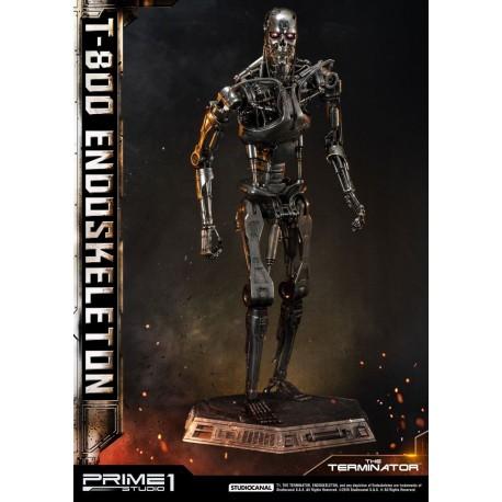 T-800 Endoskeleton Terminator Estatua 1/2