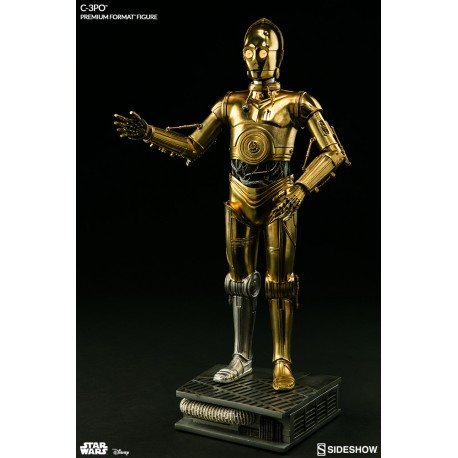 C-3PO Premium Format