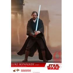 Luke Skywalker Crait Star Wars Episode VIII
