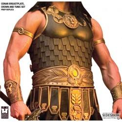 Age of Conan Réplicas LARP 1/1 Peto, Corona ý Túnica
