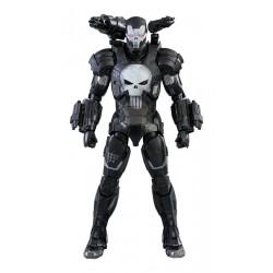 The Punisher War Machine Armor Marvel Future Fight