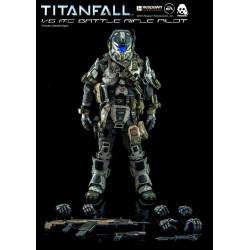 IMC Battle Rifle Pilot Titanfall Action Figure