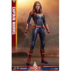 Captain Marvel Figura Movie Masterpiece