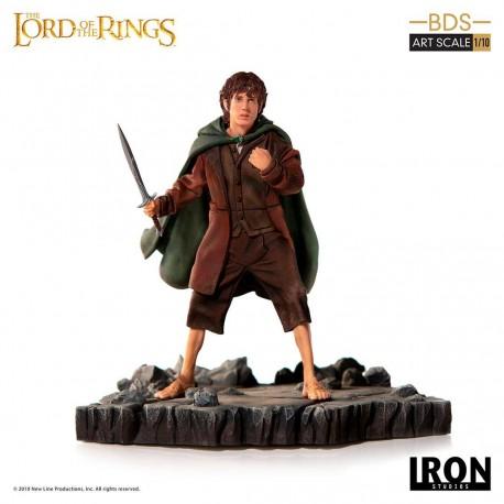 Frodo El Señor de los Anillos Estatua 1/10 BDS Art Scale