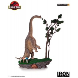 Brachiosaurus Demi Art Scale Welcome to Jurassic Park