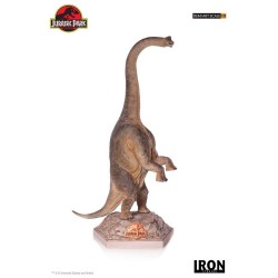 Brachiosaurus Parque Jurásico Estatua 1/20 Demi Art Scale