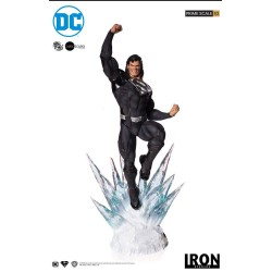 Superman (Black Suit) DC Comics Estatua Legacy Prime Scale