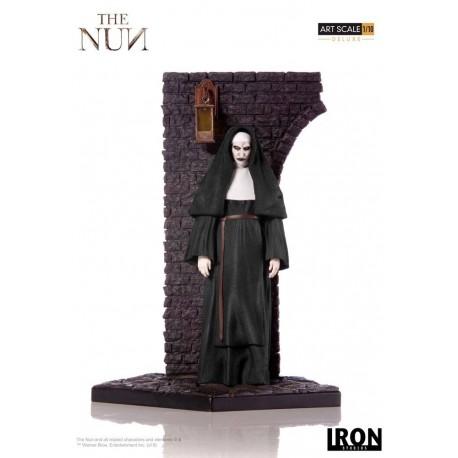 La Monja Deluxe Version Estatua Art Scale 1/10