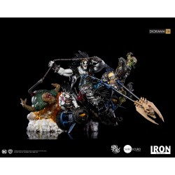 Lobo by Ivan Reis DC Comics Diorama