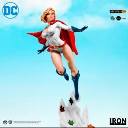 Power Girl Art Scale 1/10 - DC Comics By Ivan Reis