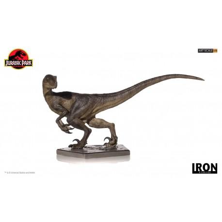 Velociraptor Parque Jurásico Estatua 1/10 Art Scale