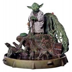 Yoda Star Wars Episode V Estatua Legacy Replica 1/4