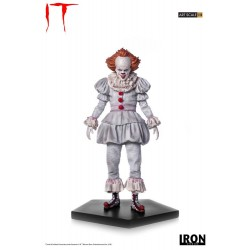 Pennywise Stephen King's It 2017 Estatua 1/10 Art Scale