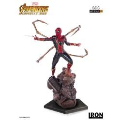 Iron Spider-Man Vengadores Infinity War Estatua BDS Art Scale 1/10