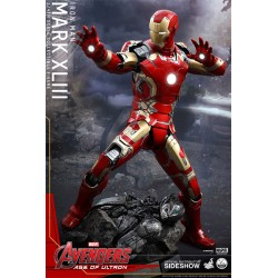 Iron Man Mark XLIII Quarter Scale