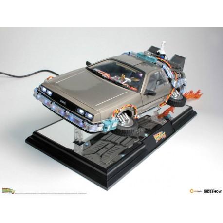 DeLorean Time Machine Floating Ver. Regreso al Futuro II