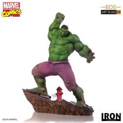 Hulk Marvel Comics Estatua 1/10 BDS Art Scale