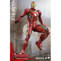 Iron Man Mark XLV Quarter Scale