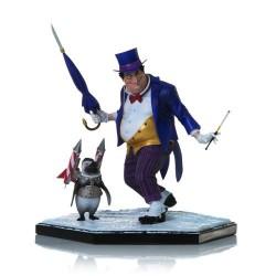 Penguin Art Scale 1/10 - by Ivan Reis (REGULAR VERSION)